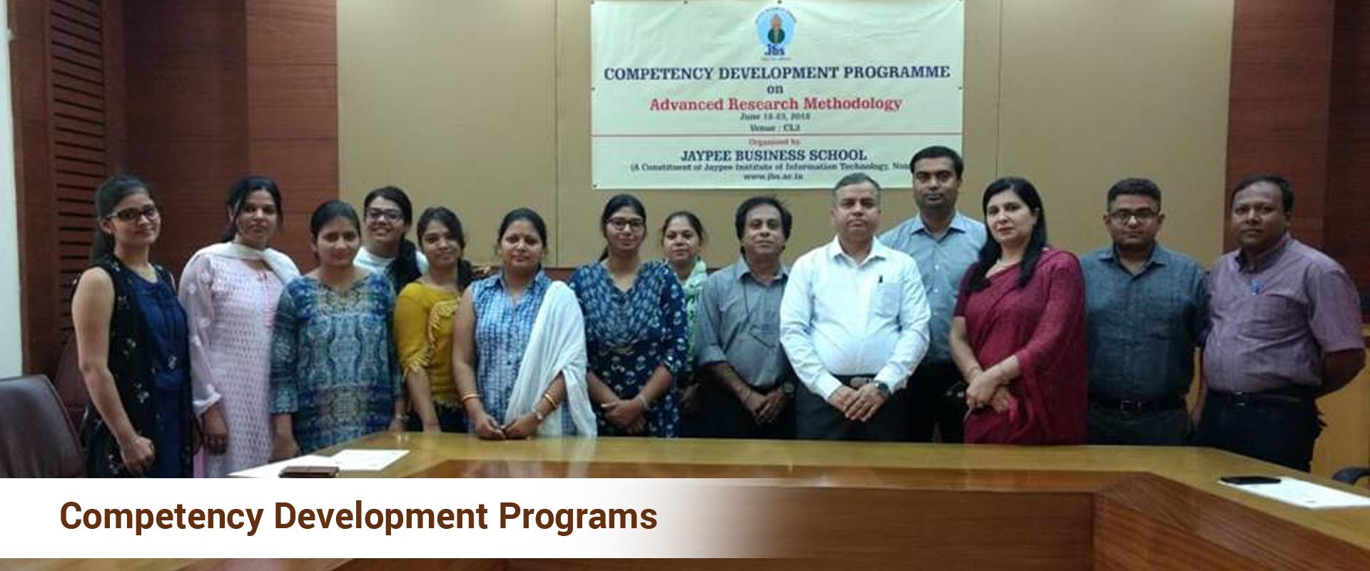 Competency Development Programs